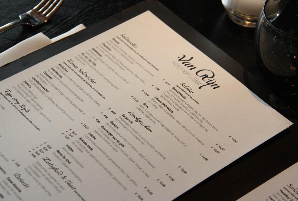 IMG 0325 1024x691 - Restaurant Van Rijn Kitchen and Bar
