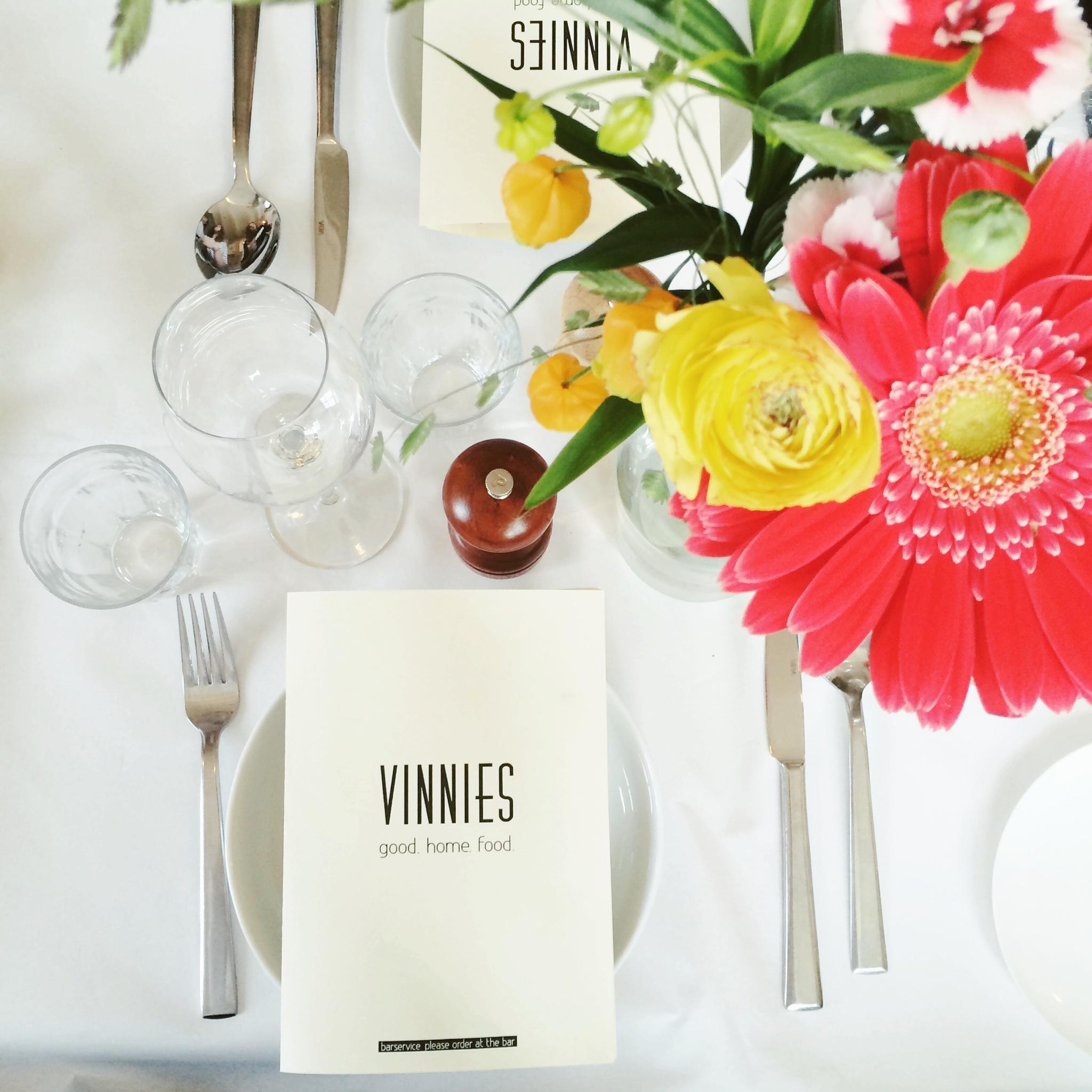 IMG 2838 - Tip! Vinnies Deli, Spring is in menu