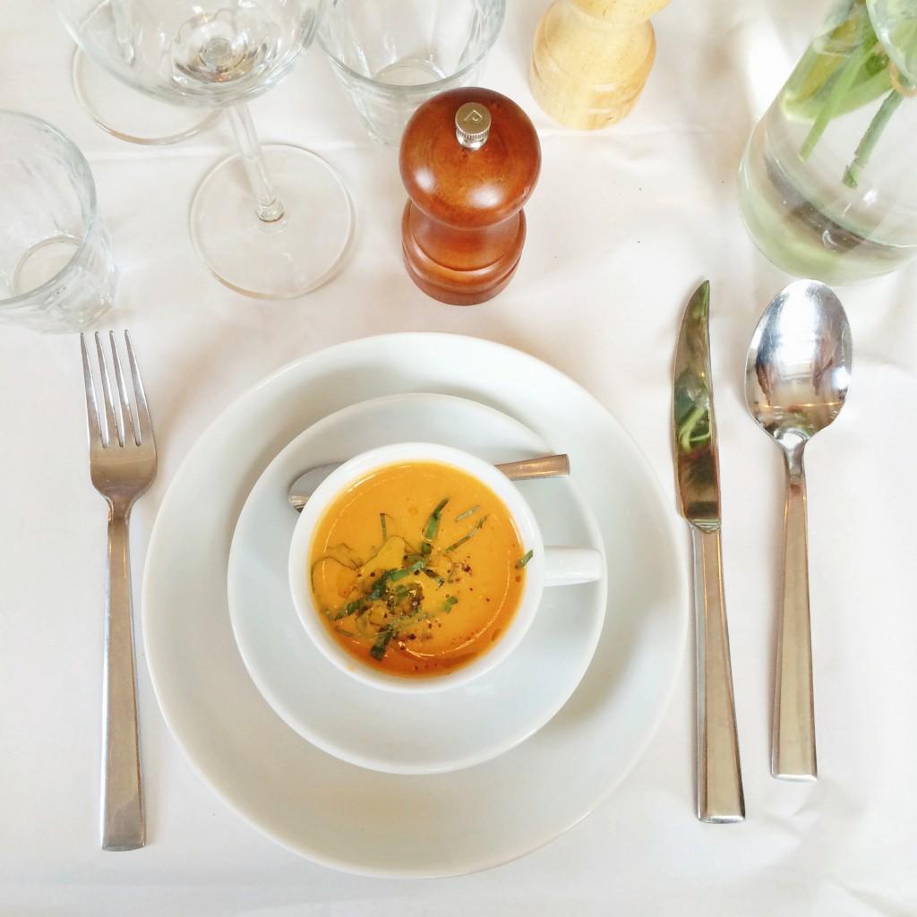 tomaat venkel soep