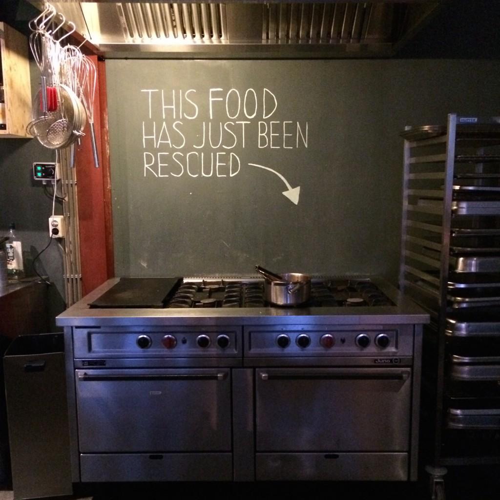rescue stove
