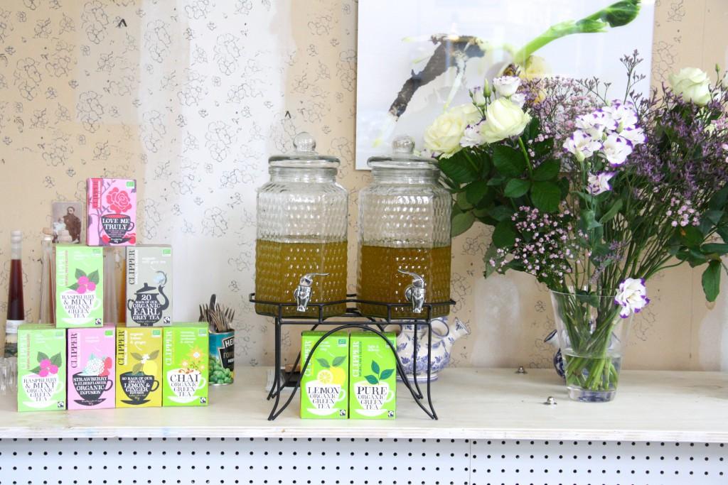 ice tea corner