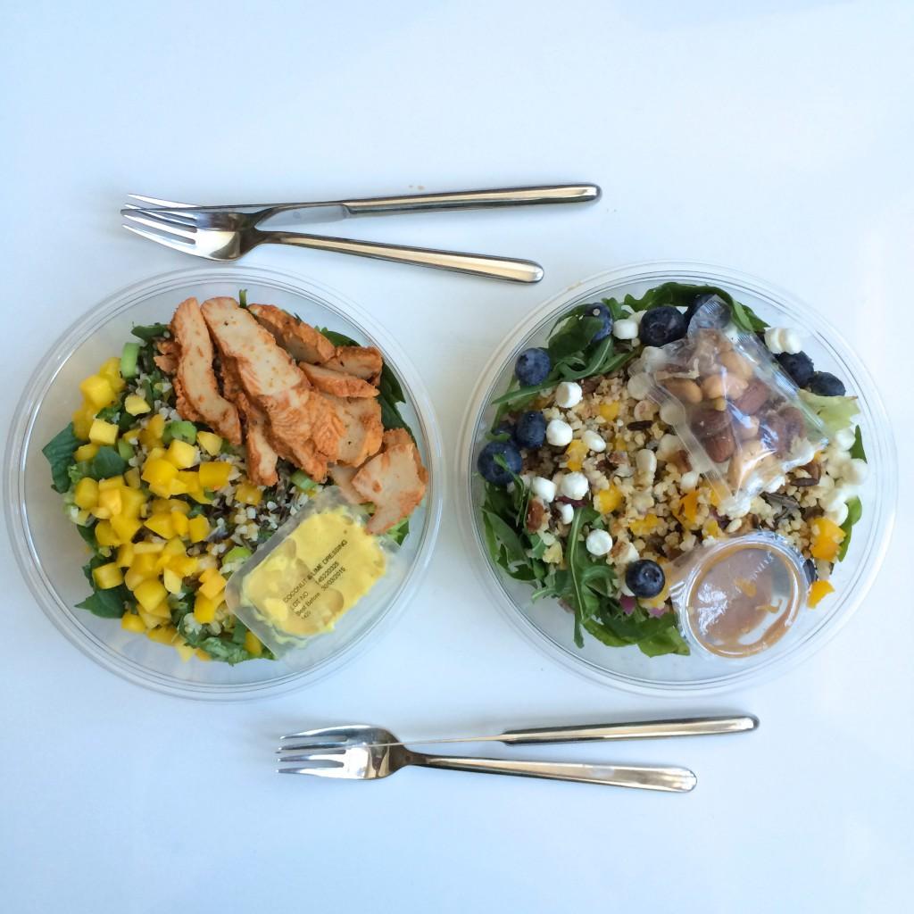 nieuwe salades ahtogo
