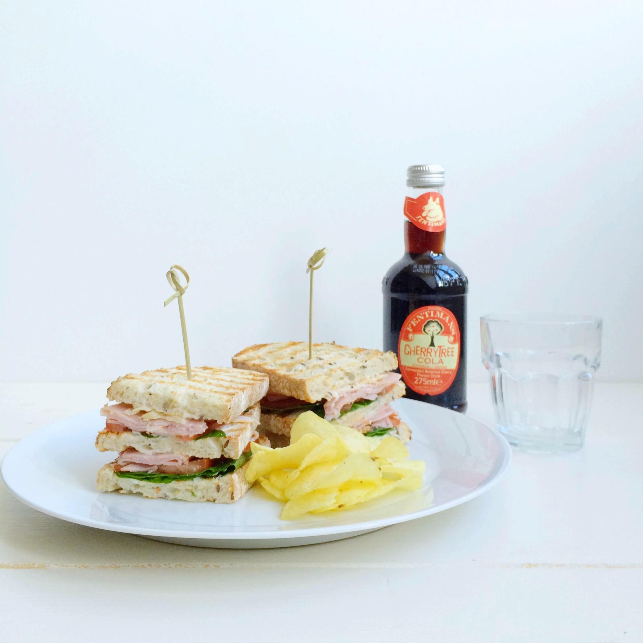 IMG 5722 - Club Sandwich Culinessa style