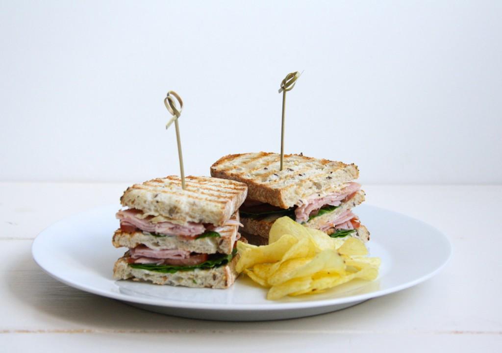 Club Sandwich Culinessa