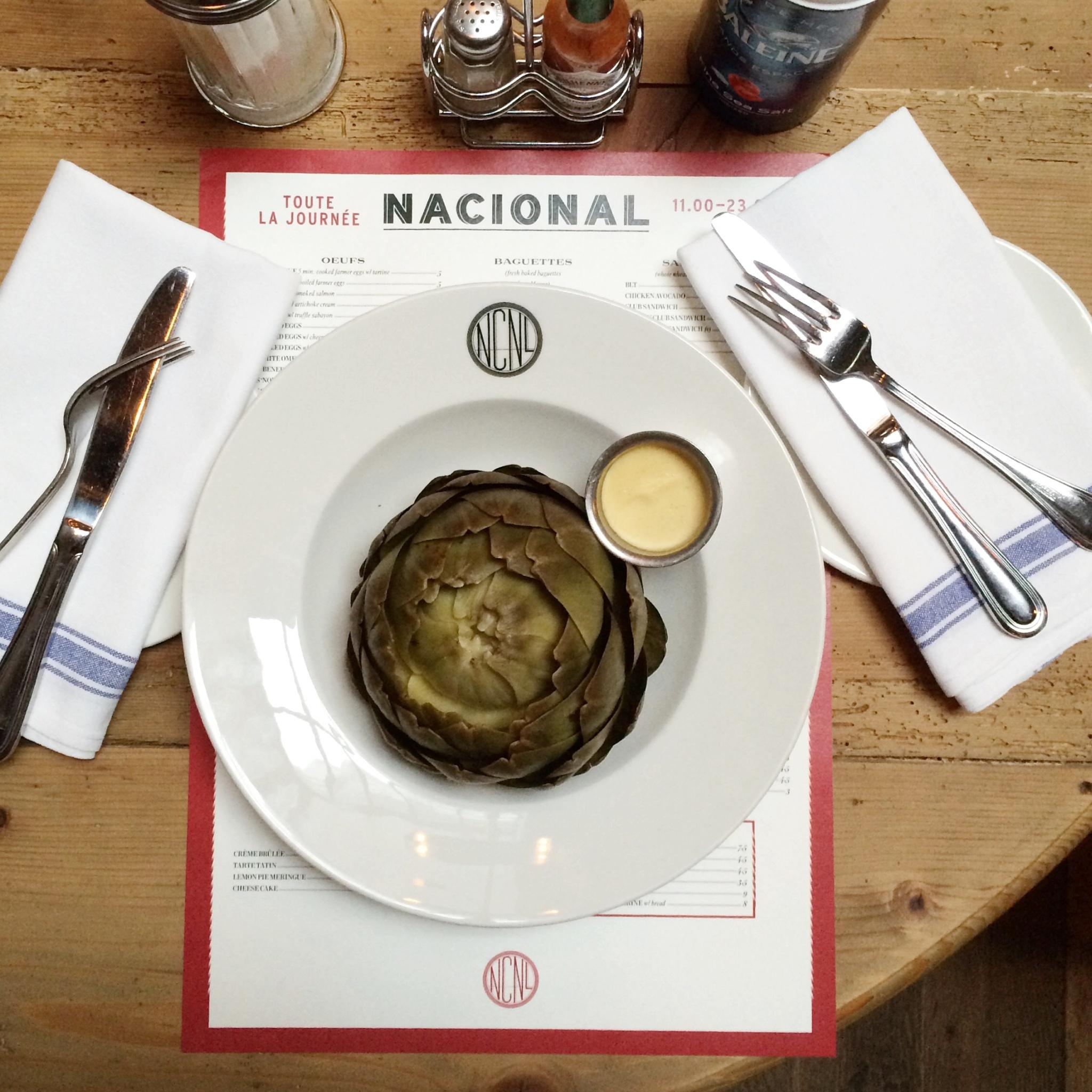 IMG 3145 - 020 Review: Nacional Amsterdam nieuwe kaart en ontbijt!