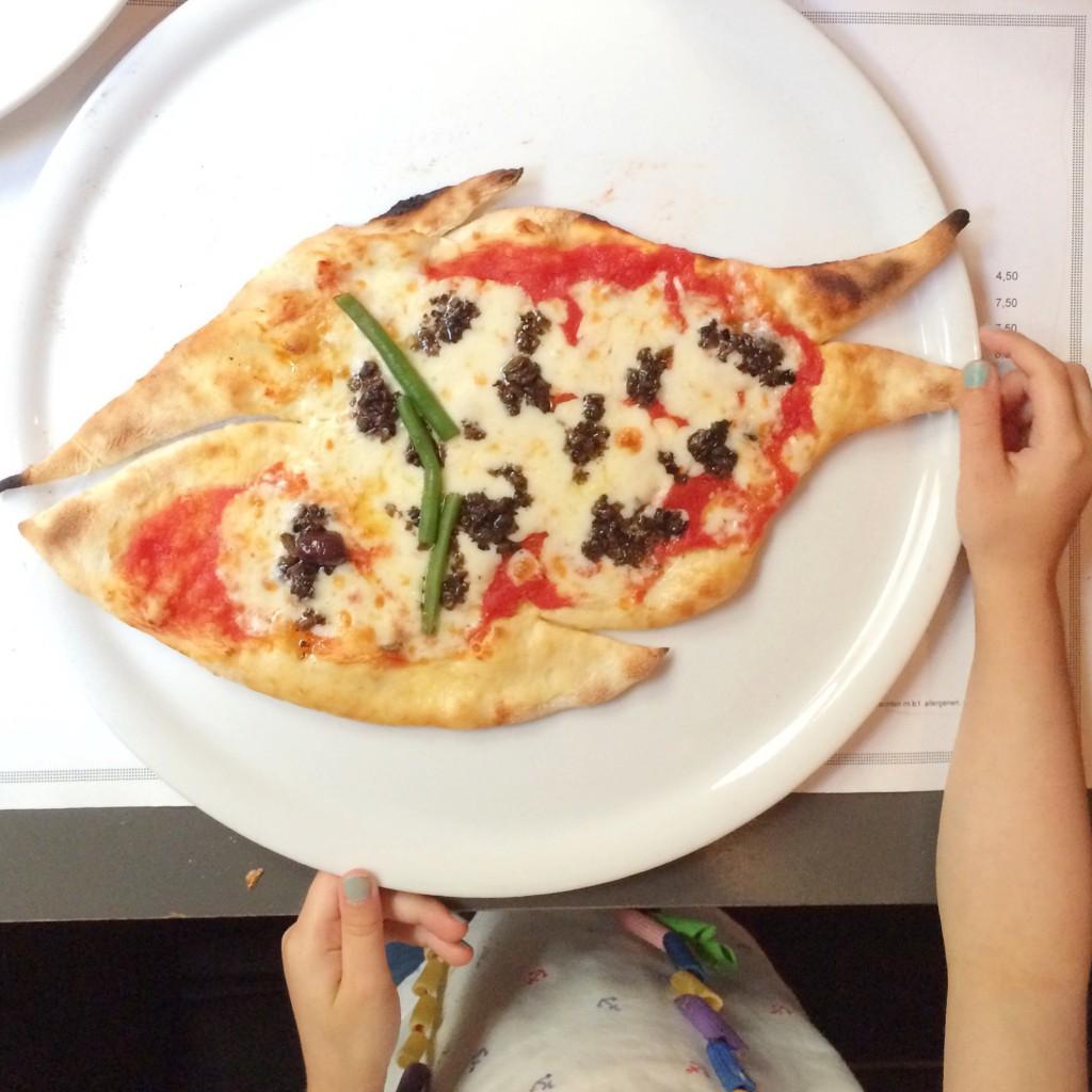 IMG 6456 1024x1024 - Review 020: Eten bij Mazzo Amsterdam + Pizza Sorpresa
