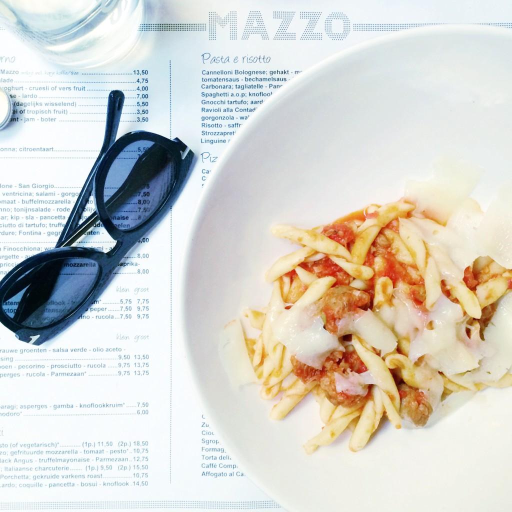 IMG 6475 1024x1024 - Review 020: Eten bij Mazzo Amsterdam + Pizza Sorpresa