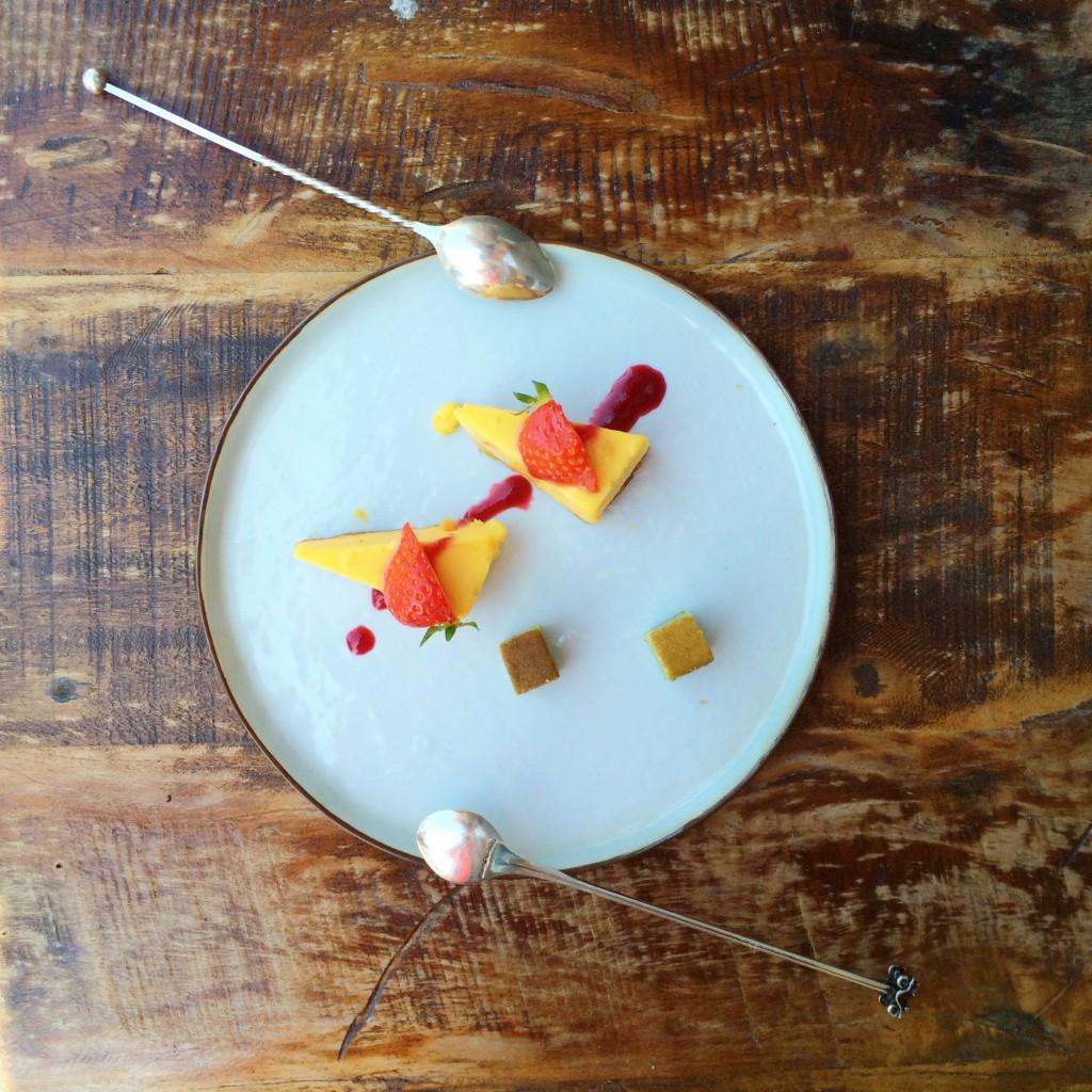 dessert terpentijn