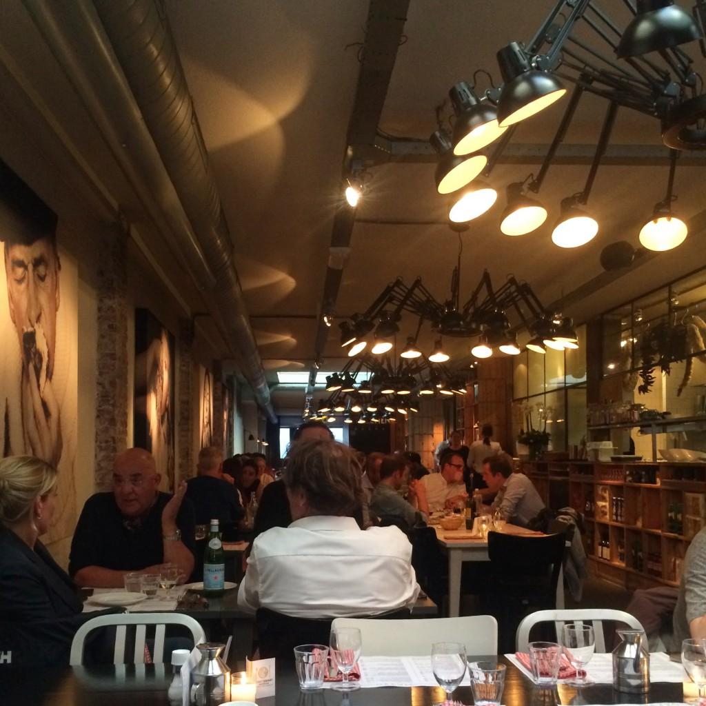 IMG 7308 1024x1024 - Review 020: Eten bij Mazzo Amsterdam + Pizza Sorpresa