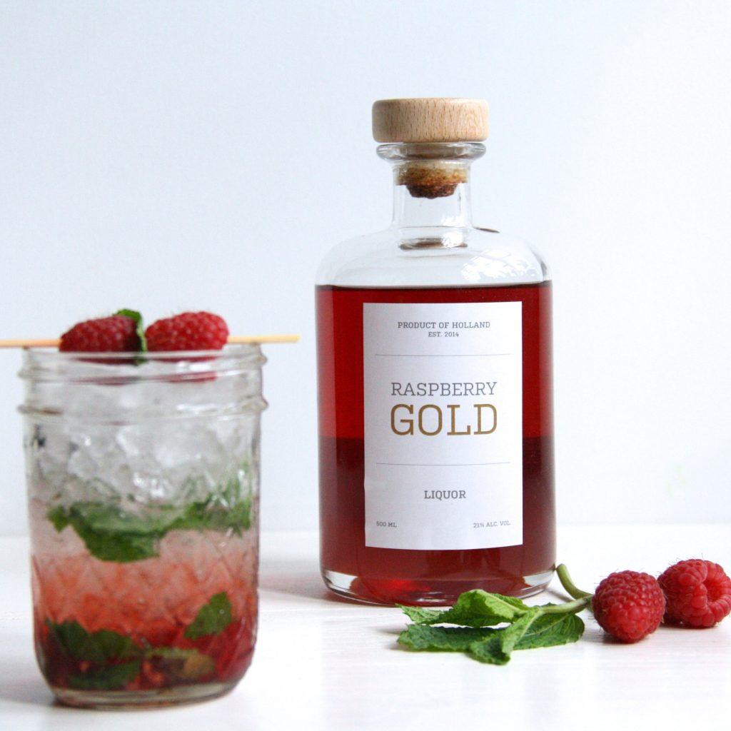IMG 9696 1024x1024 - Frambozen cocktail met Raspberry Gold
