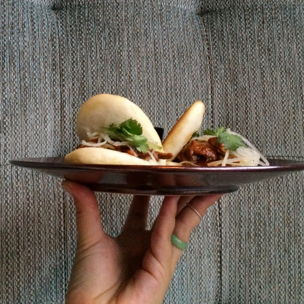 peking duck bao Samhoud Culinessa