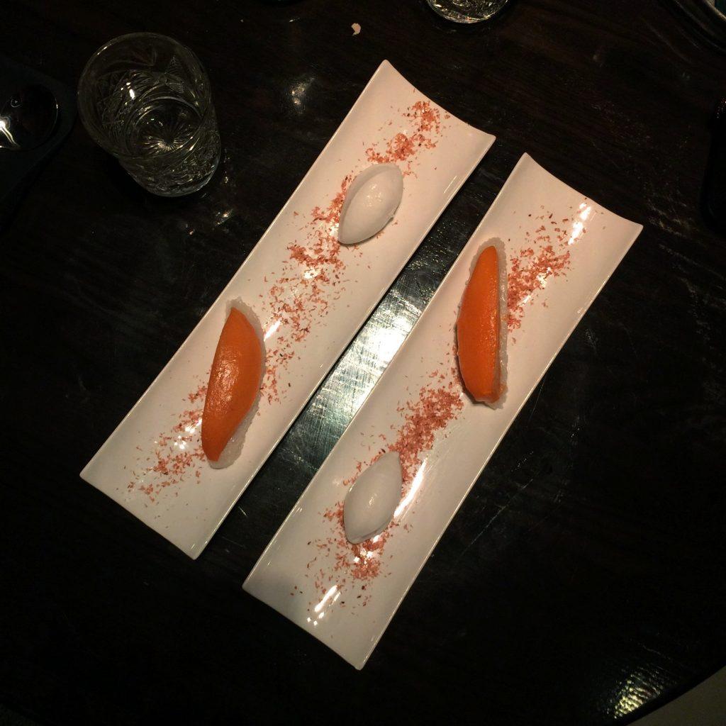 Sticky rice mango samhoud culinessa
