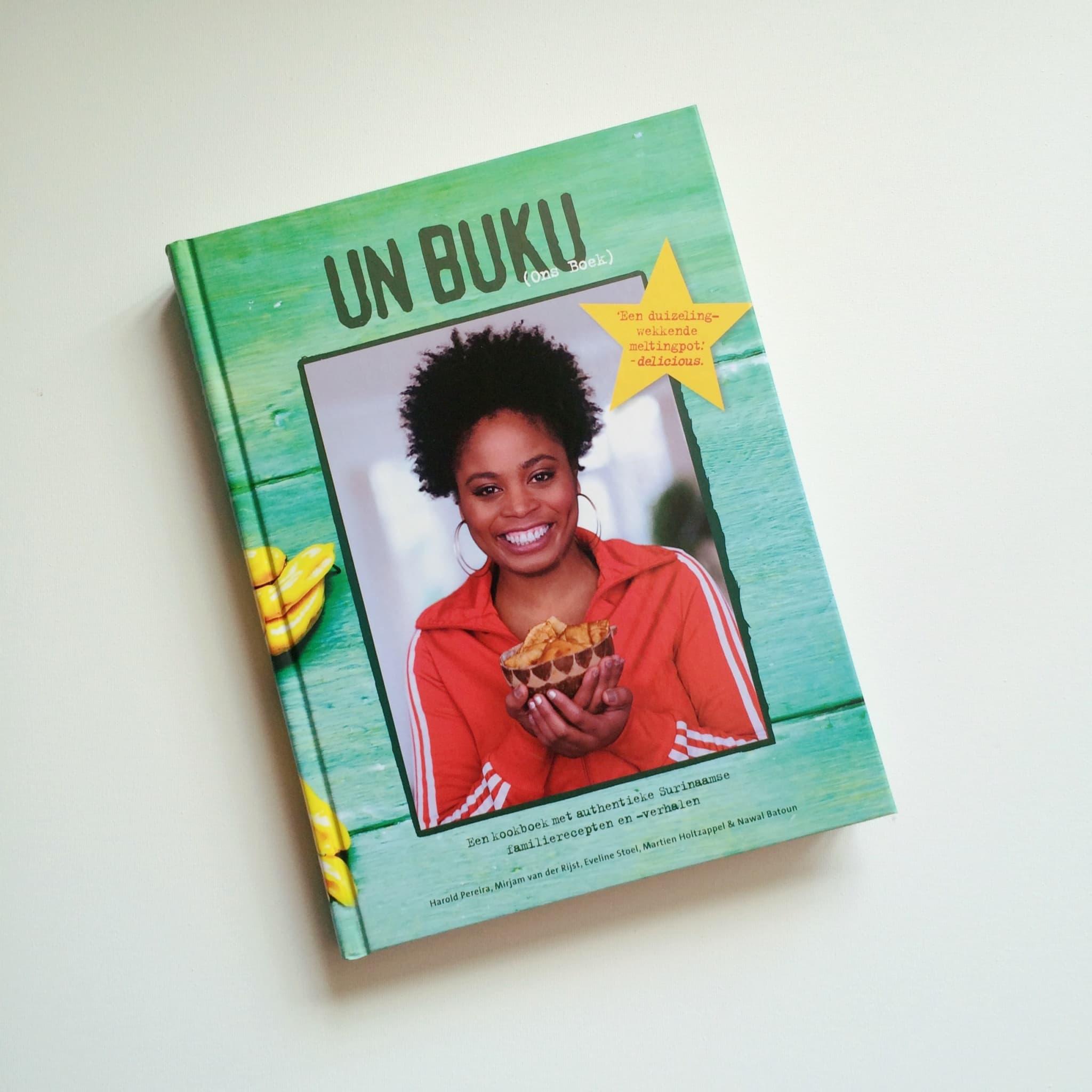 IMG 0838 - Kookboek Un Buku, ook een beetje mijn boek