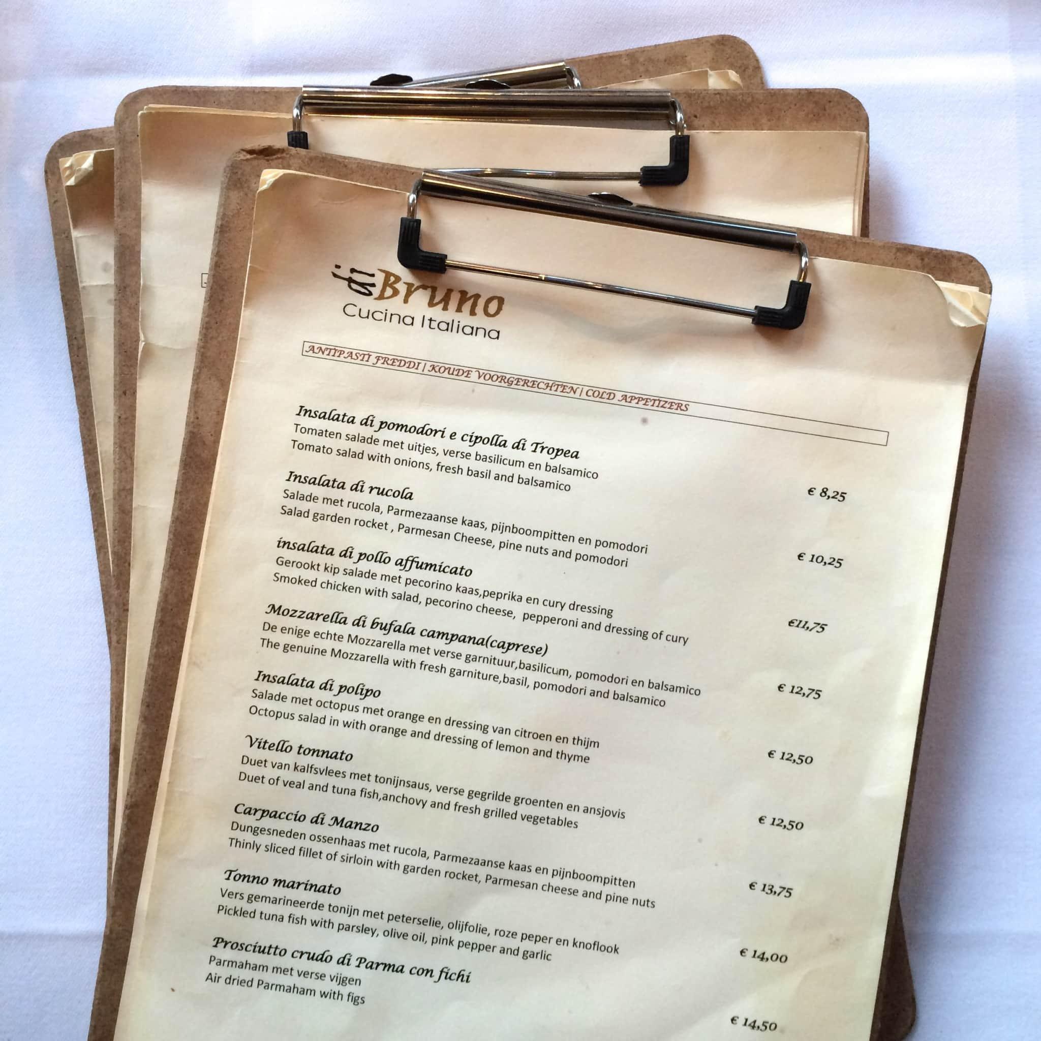 IMG 0788 - Restaurant Di Bruno - 020 Review
