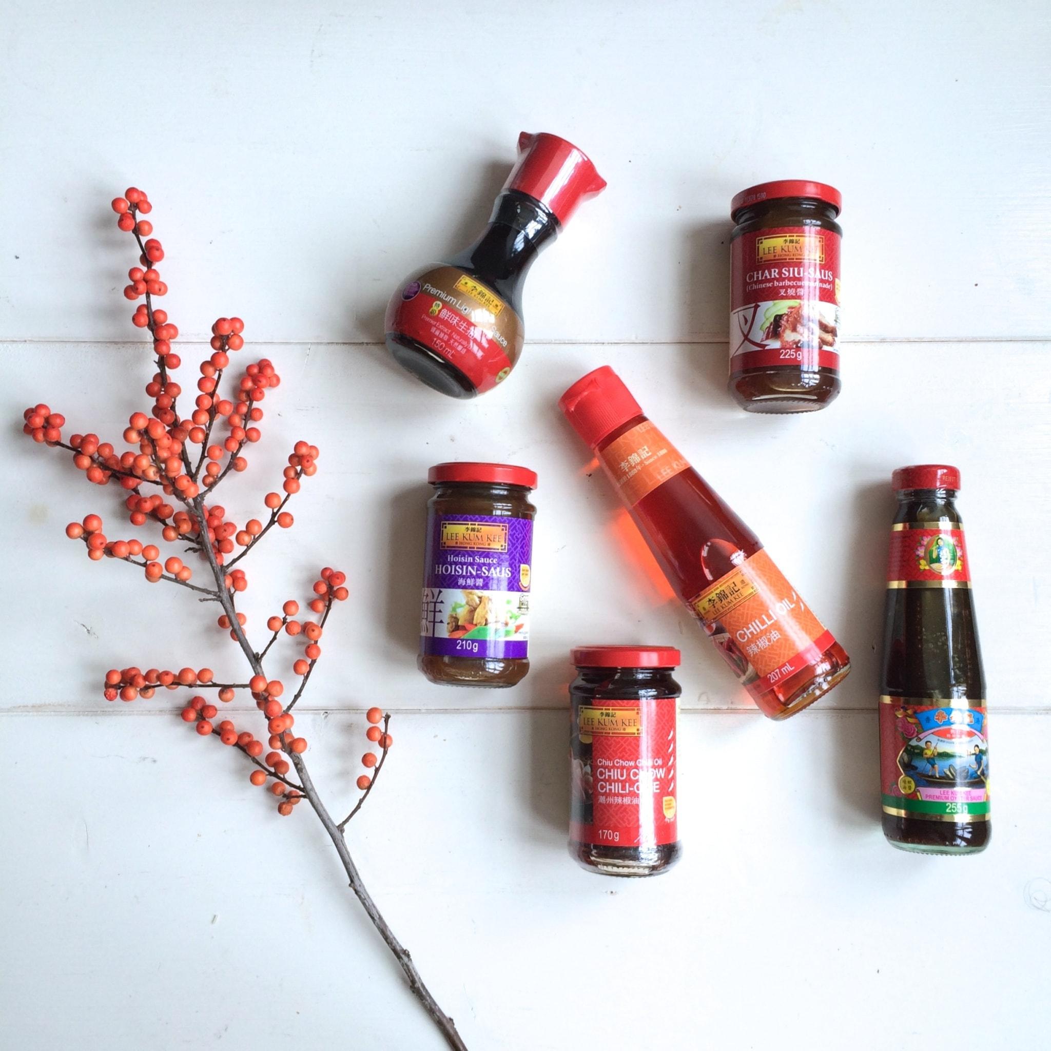 IMG 2368 - Chinees kerstmenu + recepten met Lee Kum Kee
