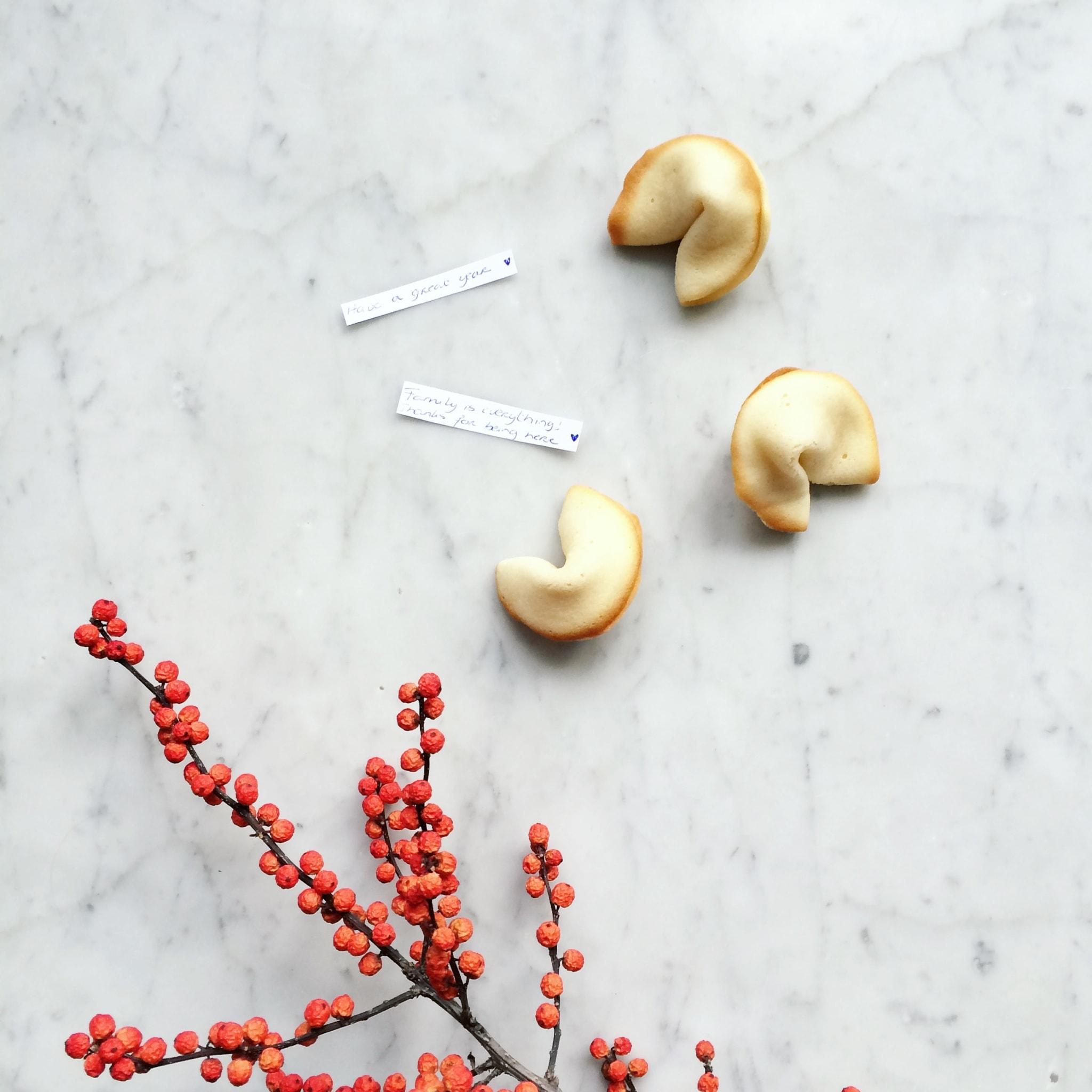 IMG 2625 - Recept Chinese gelukskoekjes