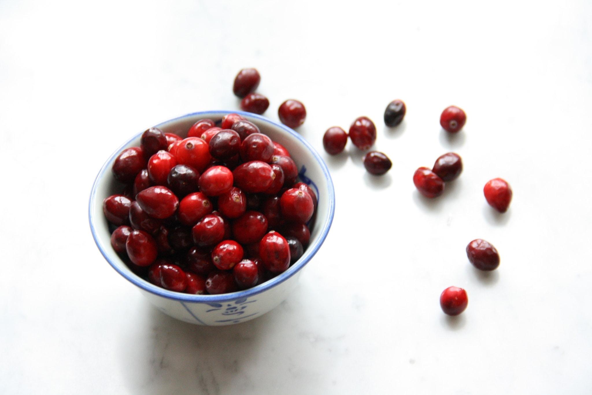 culinessa cranberry saus 1