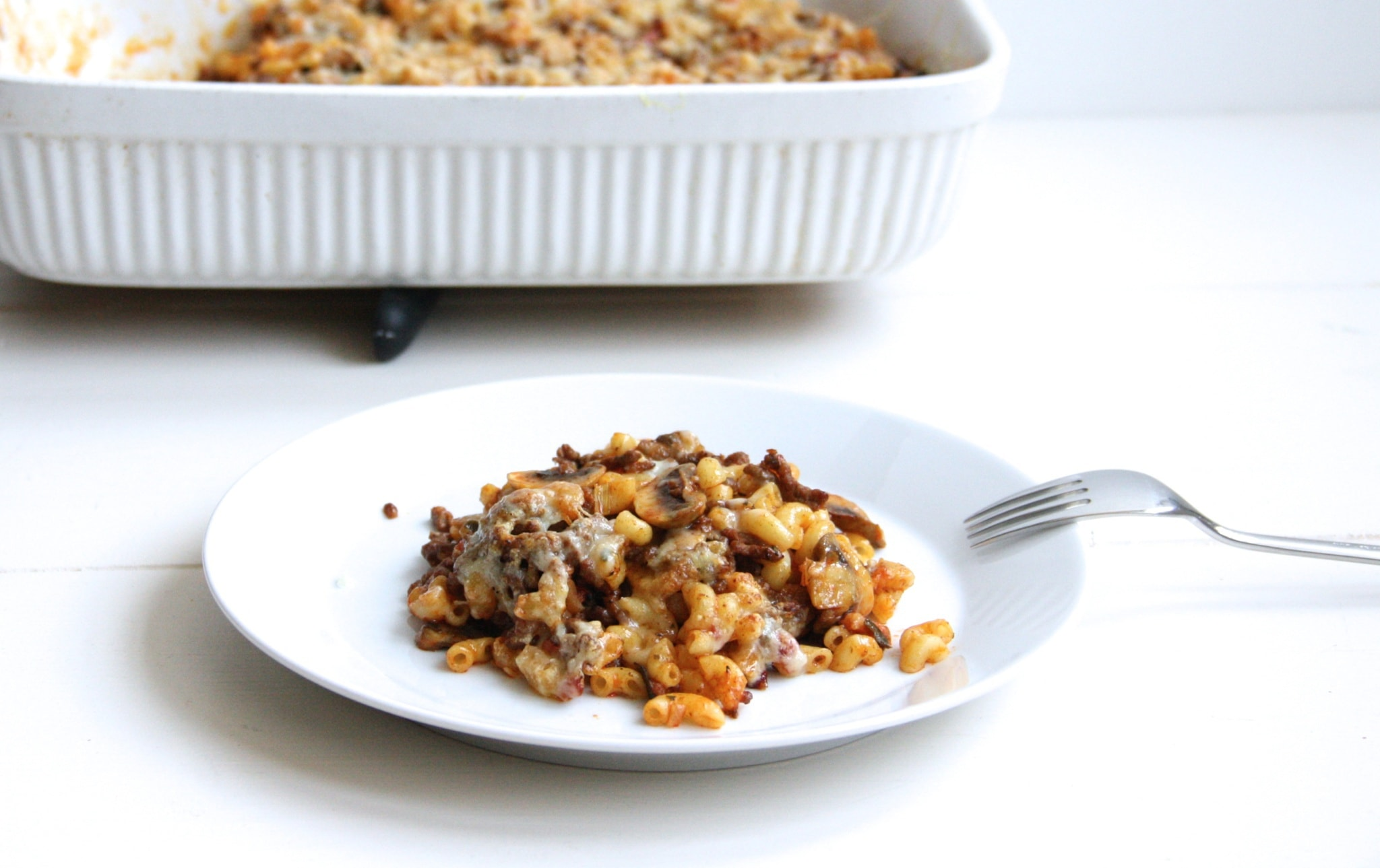 macaronischotel, macaroni, ovenschotel