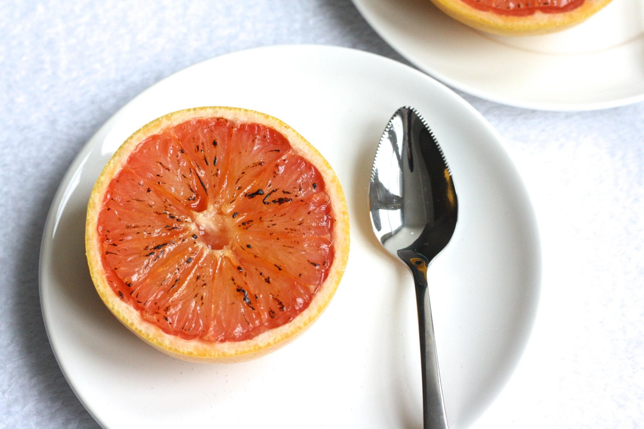 grapefruit brulee culinessa 1