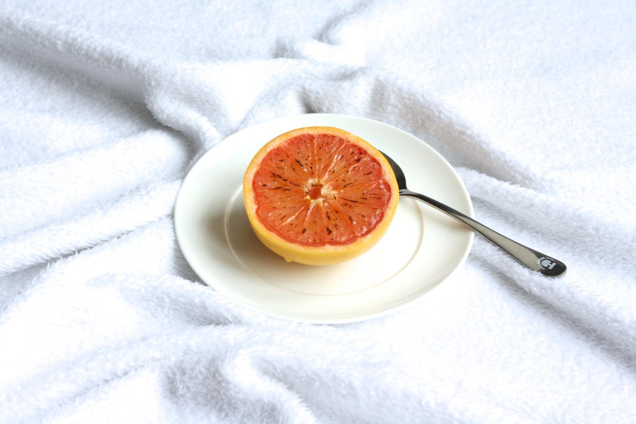 grapefruit brulee culinessa 2