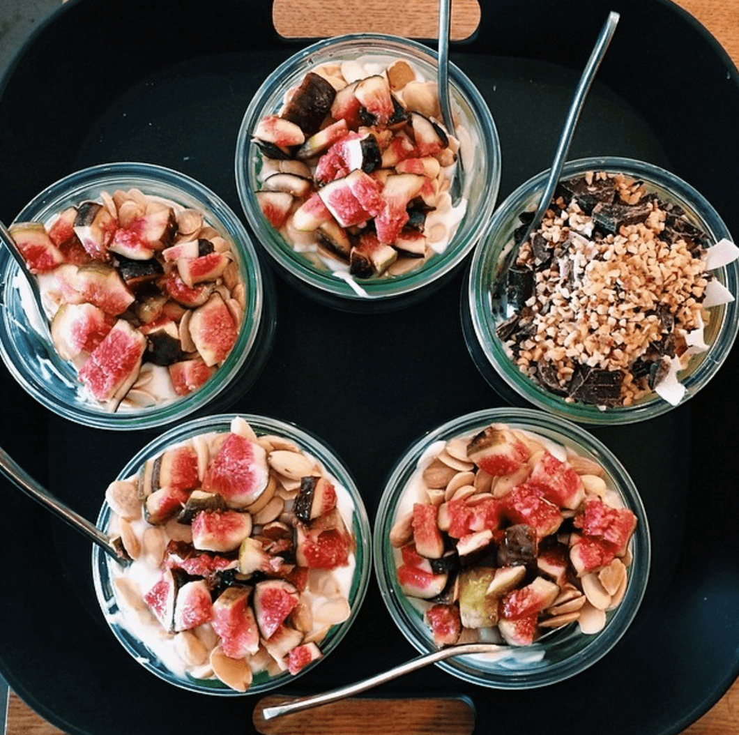 Yoghurt Barn Culinessa