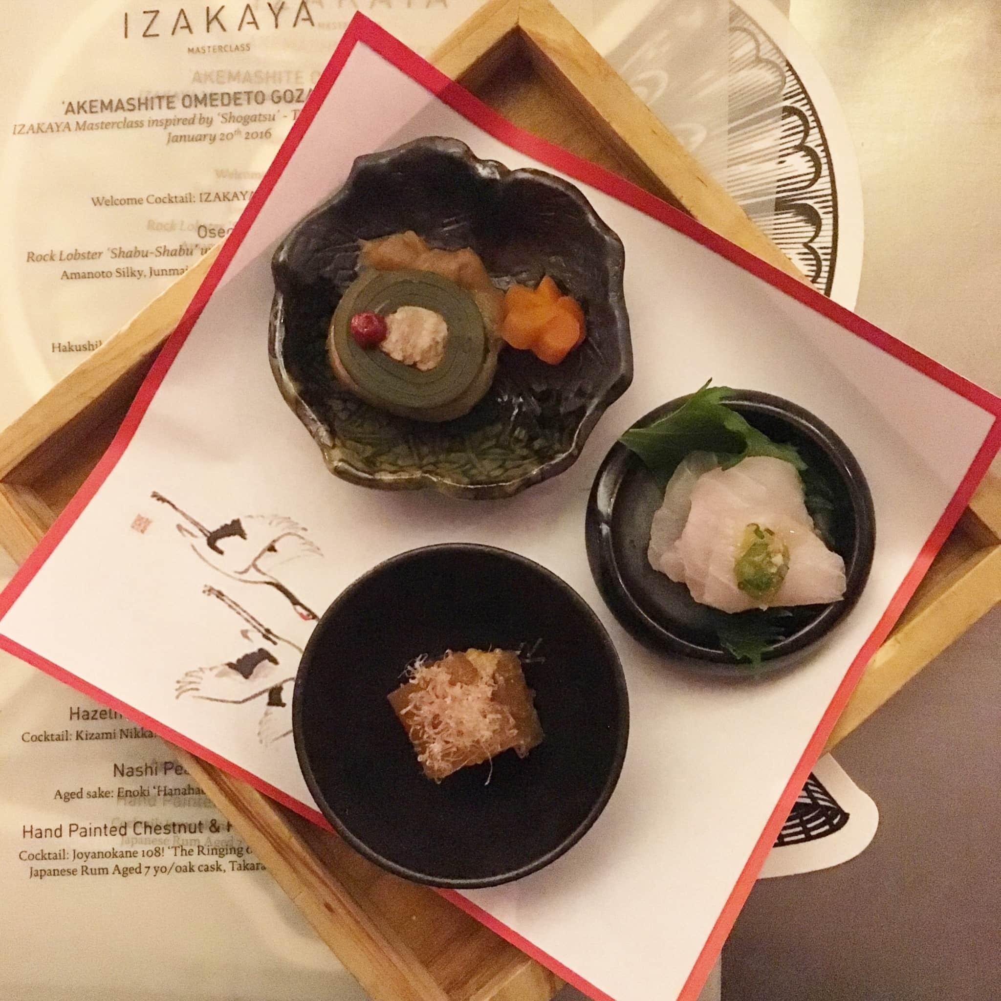 image 43 - Restaurant Izakaya - Masterclass Shogatsu