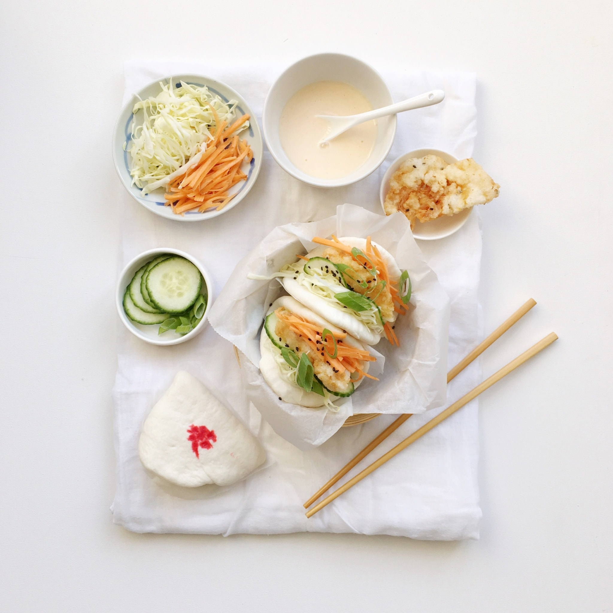 image - Recept Gua Bao - Food blog Challenge #3