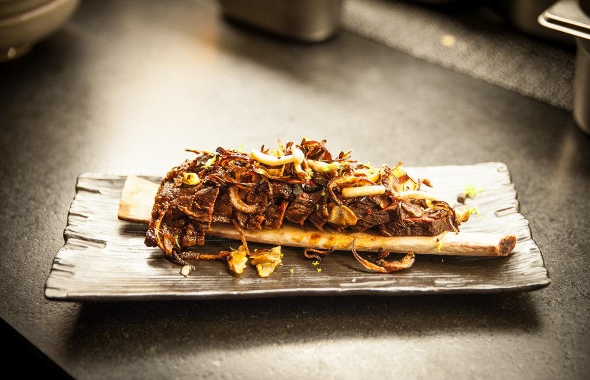 izakaya shotagsu ribs - Restaurant Izakaya - Masterclass Shogatsu