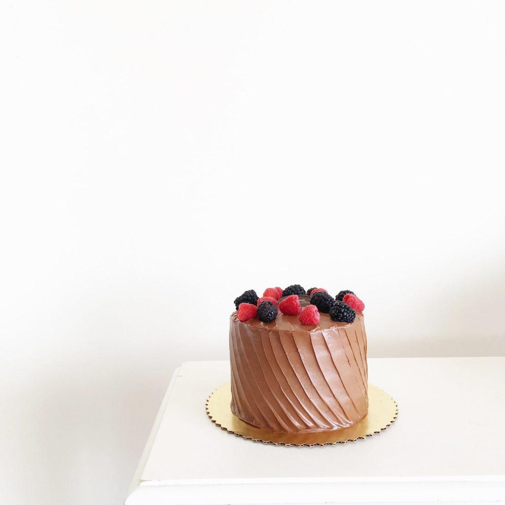 chocolade cake luigi chavarria