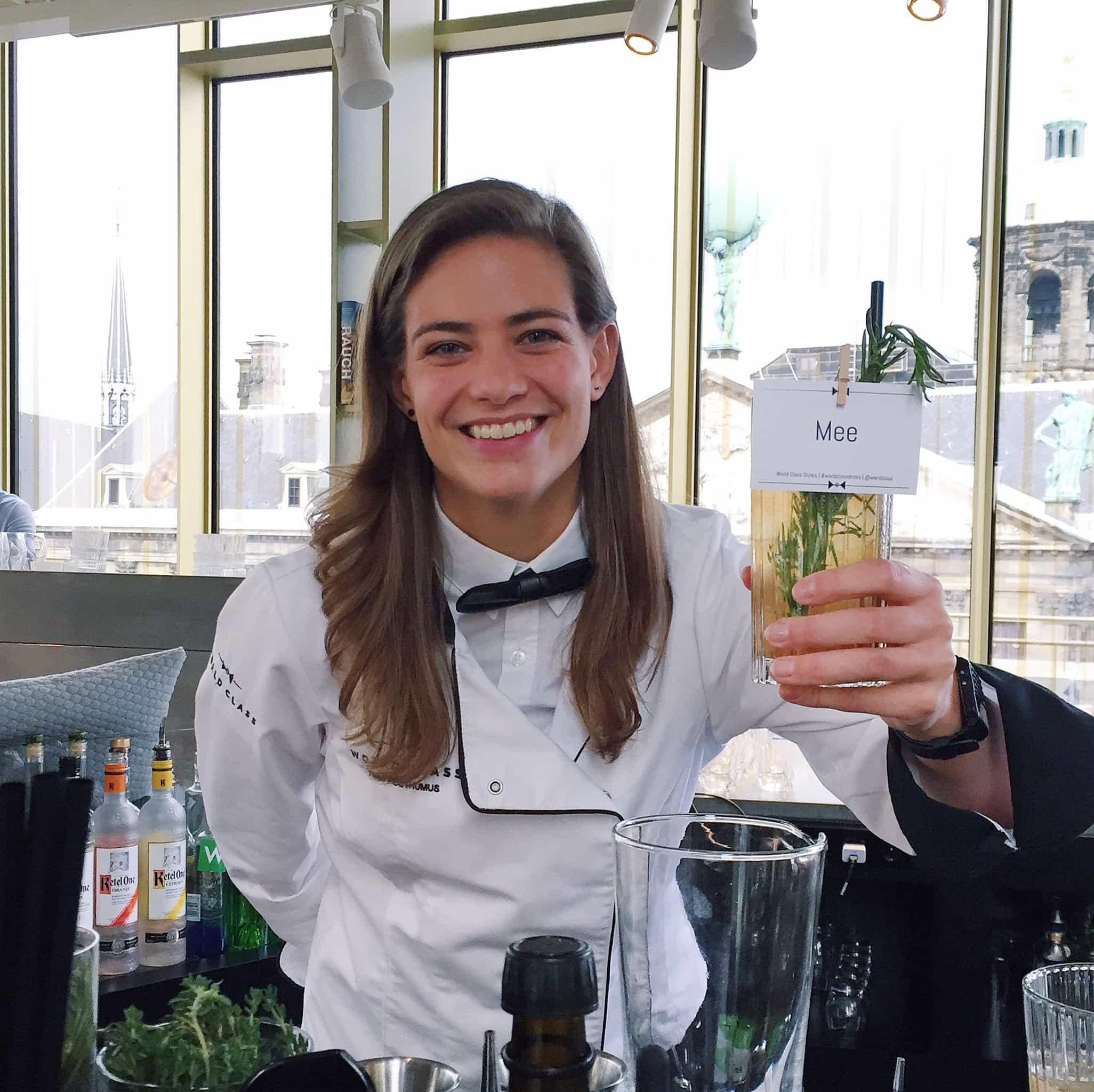 Tess Posthumus - Cocktails met Tess Posthumus + recept