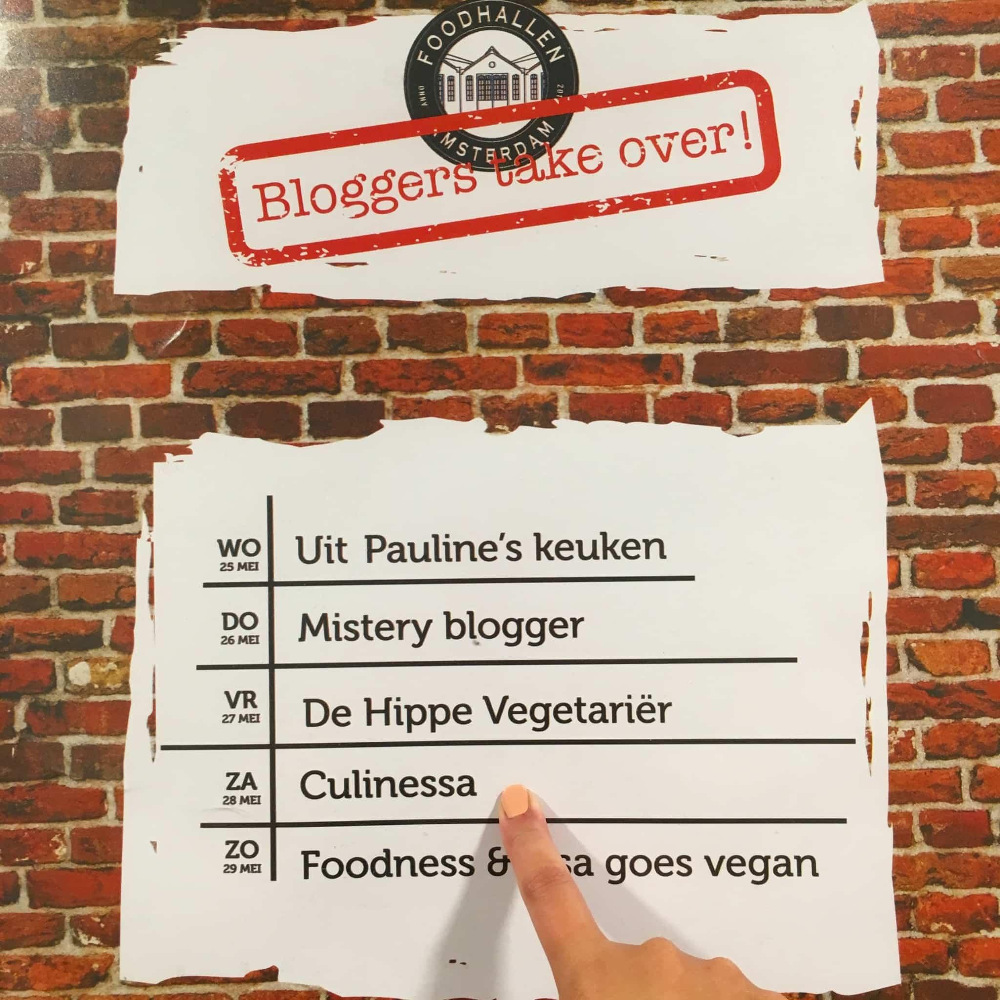 image5 - De Foodhallen Blogger Takeover - mijn ervaring