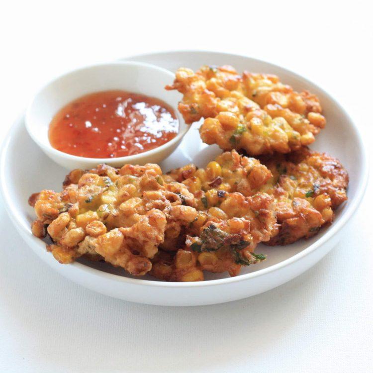 Recept Indonesische Maiskoekjes – Perkedel Jagung