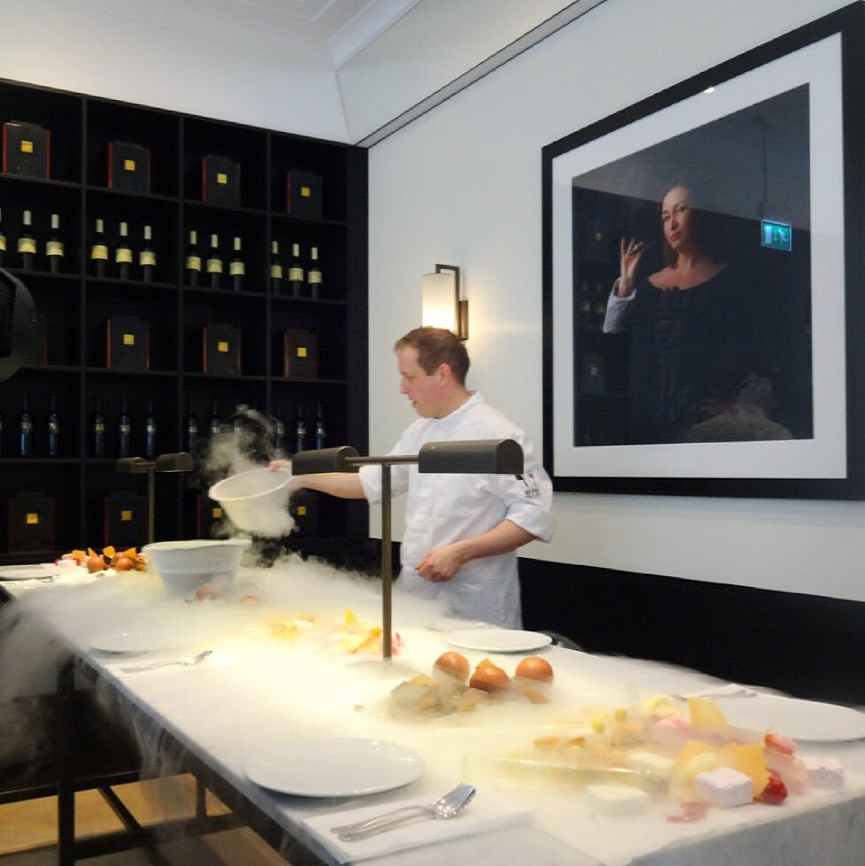 Peter Scholte at The Cake Room