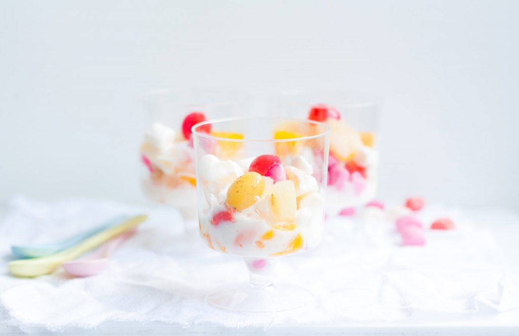 marshmallow cocktail culinessa