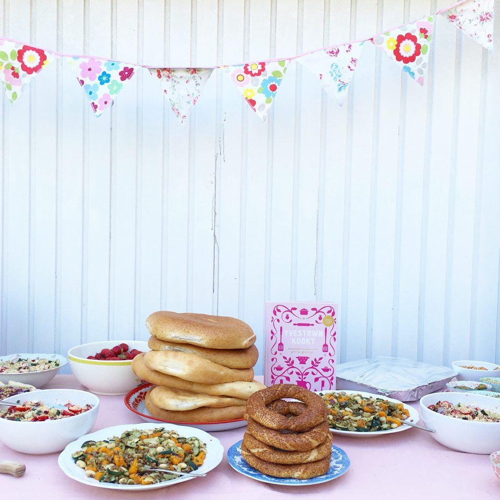 Yvestown Kookt tafel