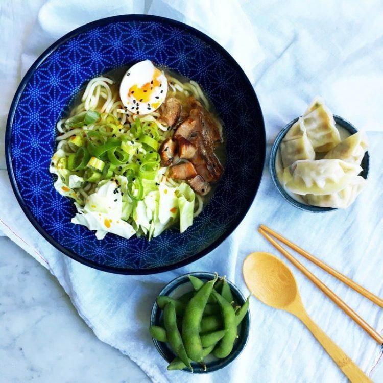 Ramen – Foodblog challenge #7