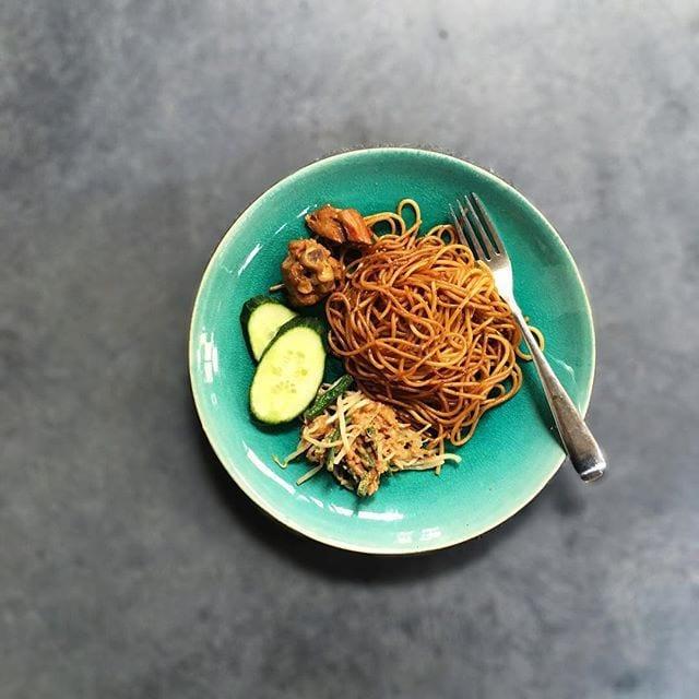 bami goreng mama - Persoonlijk: Mijn 5 favoriete gerechten