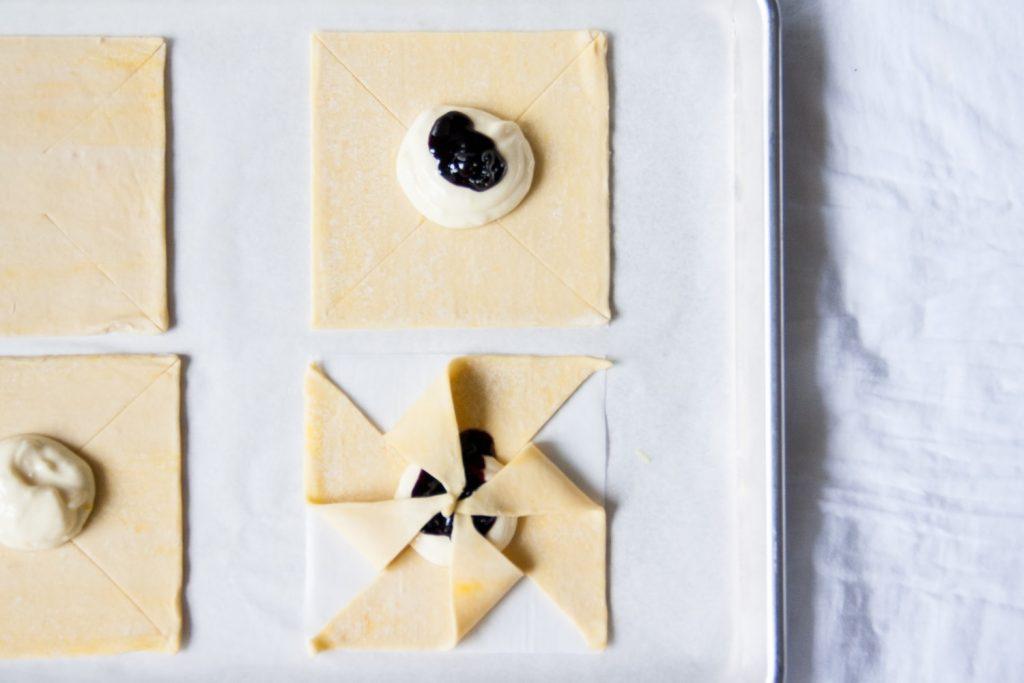 uitleg Cheesecake molentjes culinessa