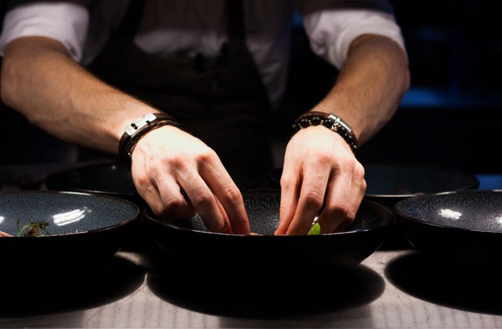Blue Boy Amsterdam chef