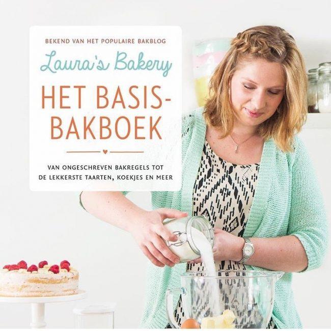 Laura's Bakery het basisbakboek + Interview
