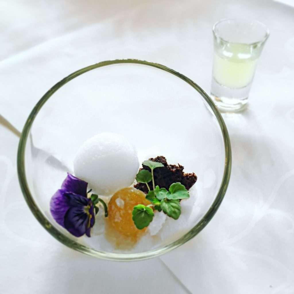 Culinessa restaurant hemingway dessert 1