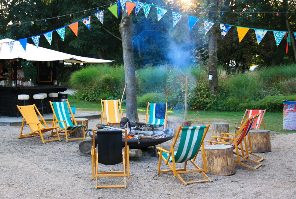feestje camping de lievelinge culinessa