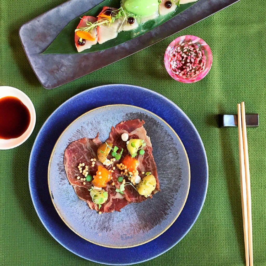 IMG 6975 1024x1024 - Restaurant TAIKO - celebrates wasabi