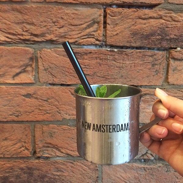 amsterdammule - Cocktails maken bij Hard Rock Café Amsterdam + mule recept