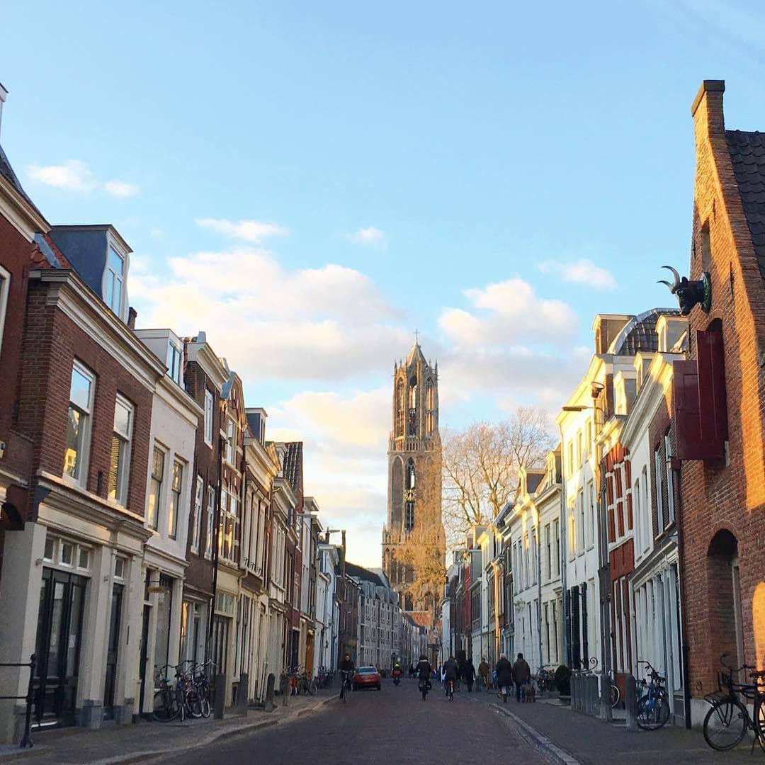 culinessa dom foodora - Foodtour Utrecht met Foodora