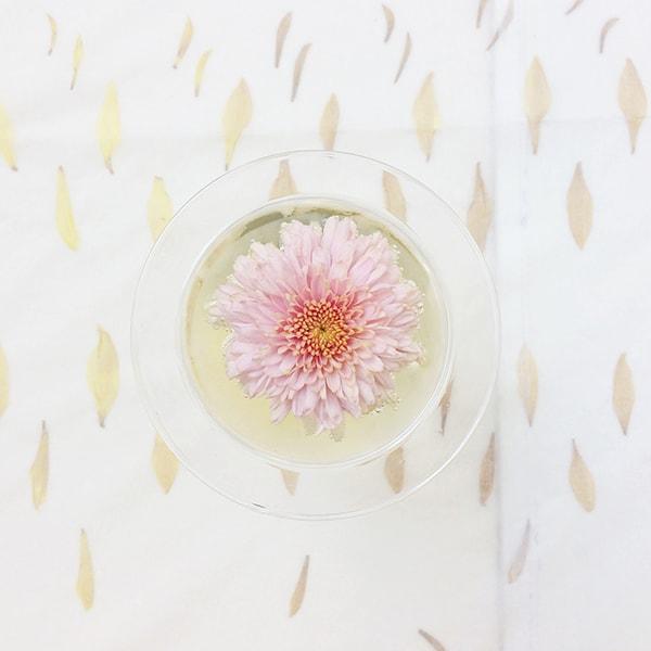 gelukscocktail - Een high tea met de Chrysant