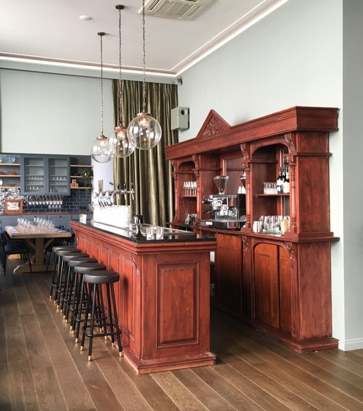 restaurant Jacobsz Amsterdam prive bar