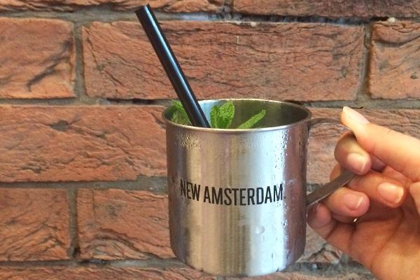 mule - Cocktails maken bij Hard Rock Café Amsterdam + mule recept