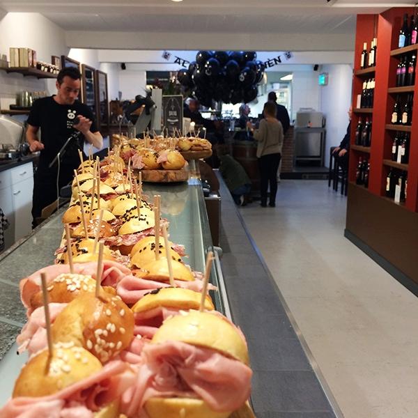 AlNinen winkel - Truffeltijd: Italiaans bij Al Ninèn in de Jordaan - Amsterdam