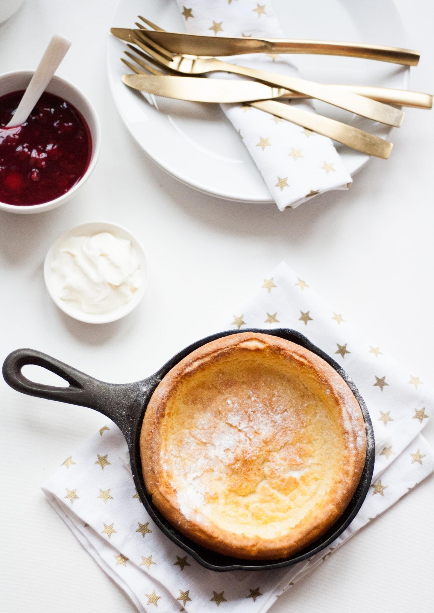 de perfecte dutch babypancake voor ontbijt of lunch
